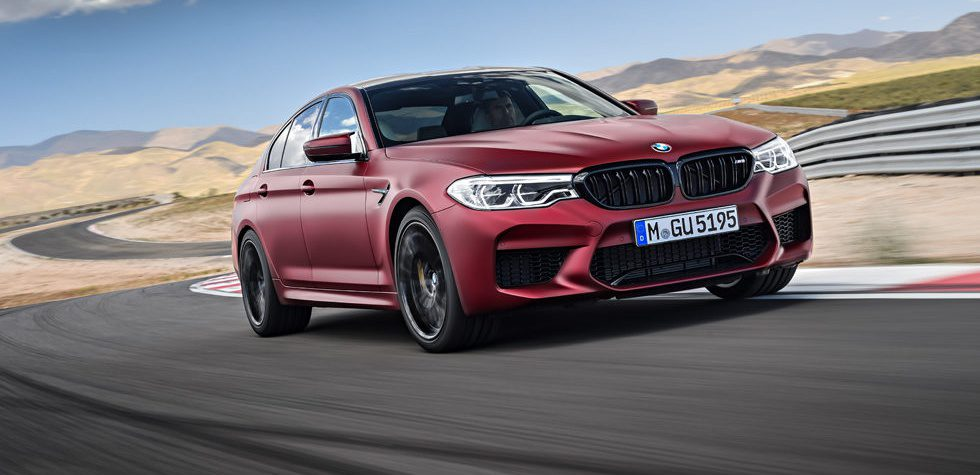 BMW M5 First Edition, Limited to 400 units