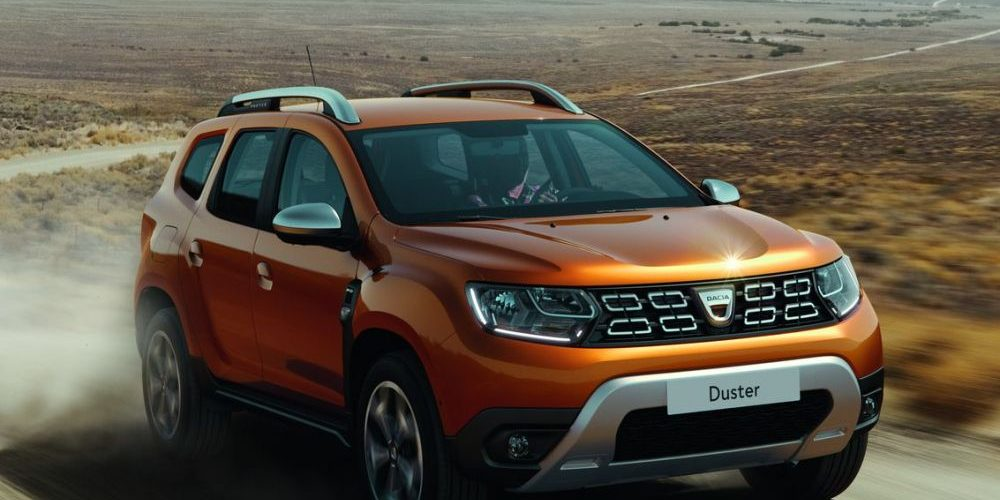 Dacia Duster II: Renault's future best-seller will land in early 2018