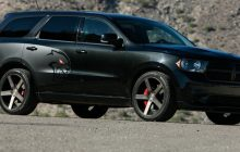 Dodge Durango Hellcat Review. A most special creature
