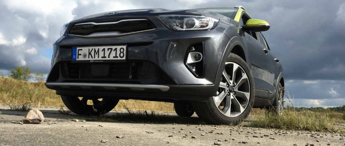 Kia Stonic Review, the small and cheap SUV