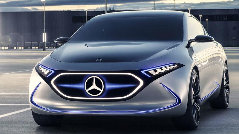 Mercedes-Benz Concept EQA Specs, D