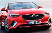 Opel Insignia Grand Sport GSi and Sports Tourer GSi 2018
