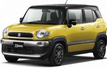 Suzuki Xbee Concept. Will dominate any terrain