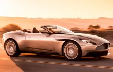 2018 Aston Martin DB11 Steering Wheel