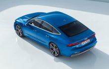 2018 Audi A7 Sportback : hybrid technology mild-hybrid as standard