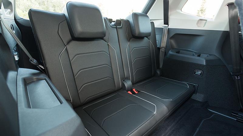 2018 Volkswagen Tiguan Allspace Interior