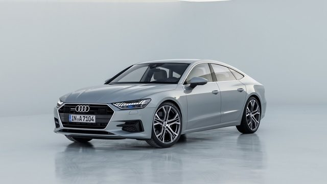 Audi A7 Sportback, luxury and dynamism