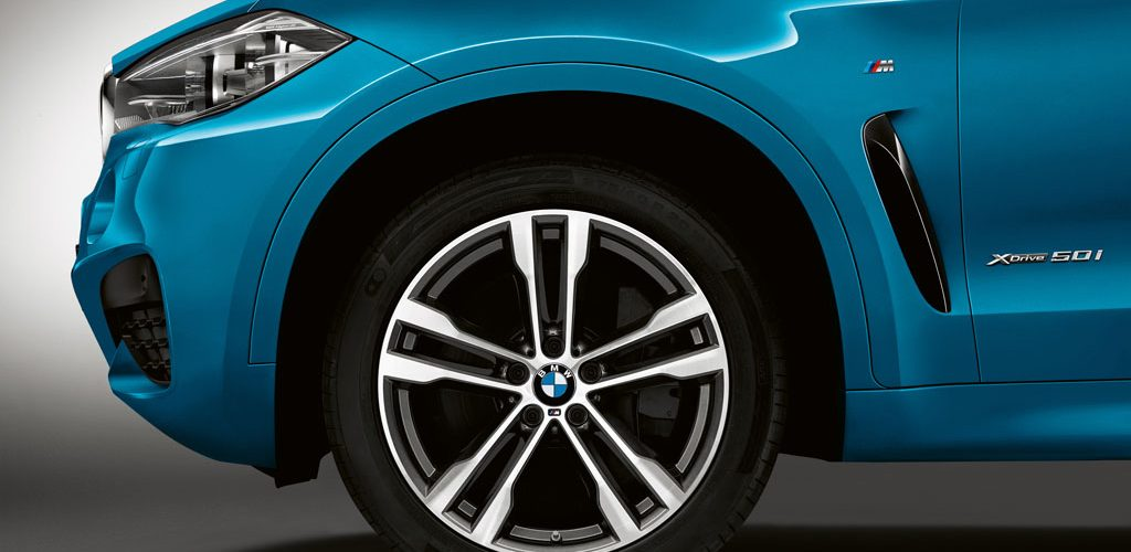 BMW X5 Special Edition and BMW X6 M Sport Edition