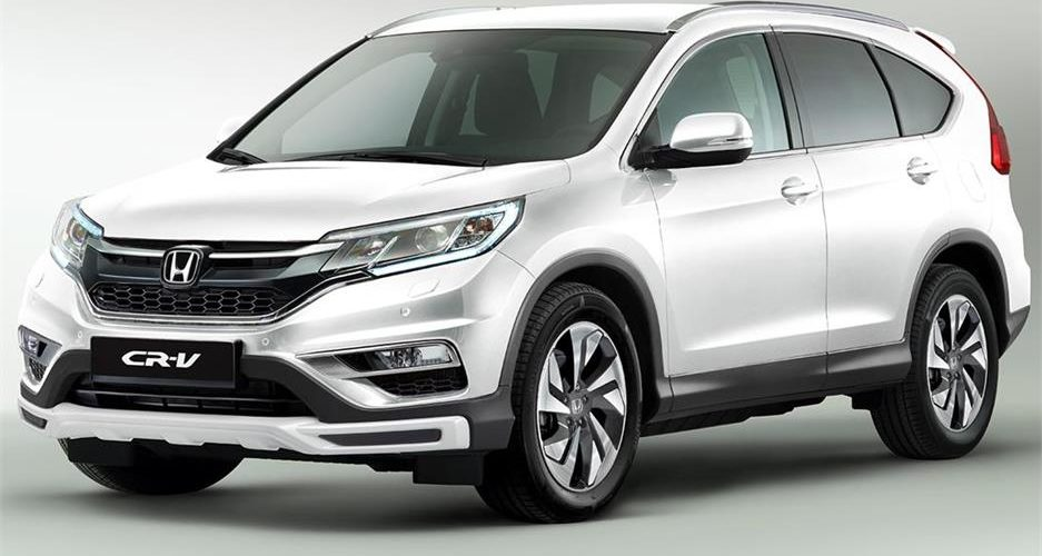 Honda CR-V Lifestyle Plus: More equipment