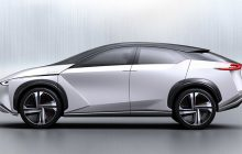 Nissan IMx concept Overview a