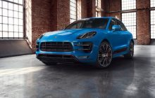Porsche Macan Turbo Exclusive Performance Edition. More powerful and exclusive