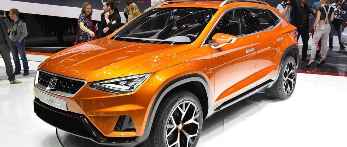 SEAT prepares a sporty SUV and coupe for 2020