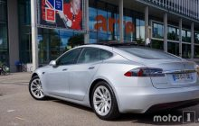 Tesla Model S 75D Review, Crossing France in silence