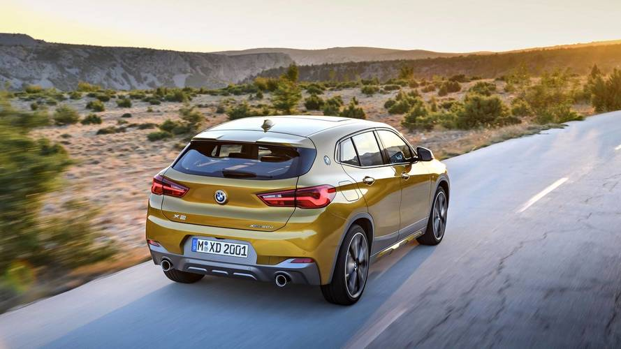 The 2018 BMW X2 crossover is here : all you need to know