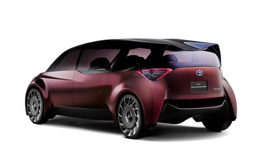 Toyota presents the Fine-Comfort Ride Concept