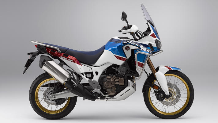 2018 Honda Africa Twin Adventure Sports, Anniversary model for the 30th
