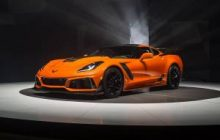 2019 Chevrolet Corvette ZR1 : more powerful than ever