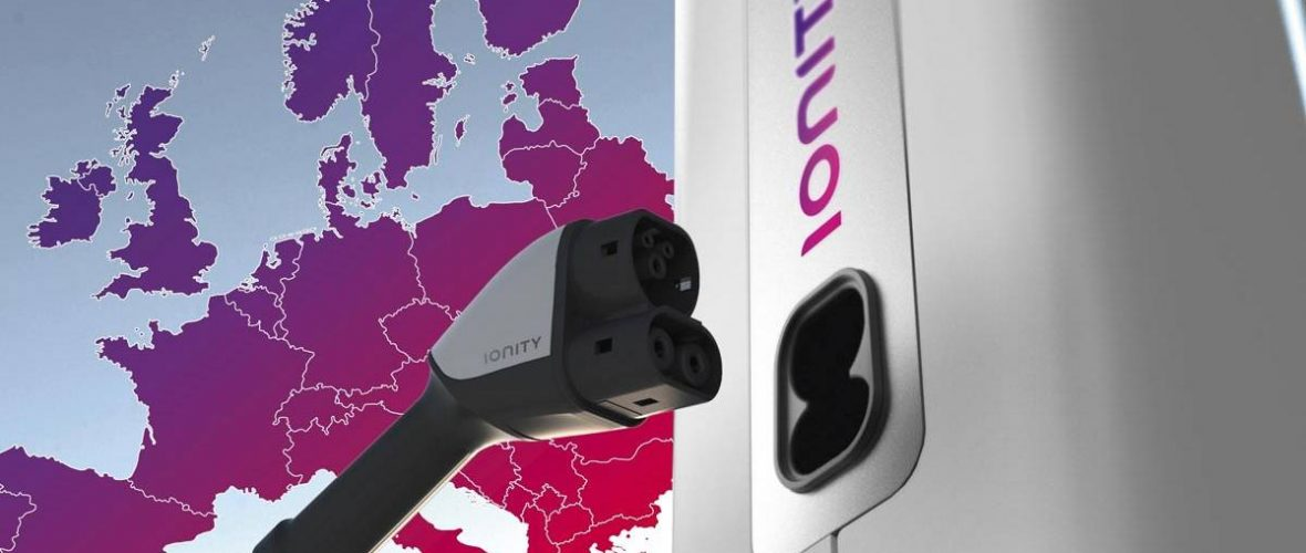 IONITY, the new high-power charging network for electric in Europe