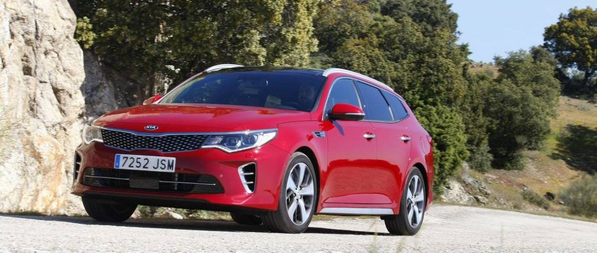 Kia Optima Sportswagon 1.7 CRDI 141 HP
