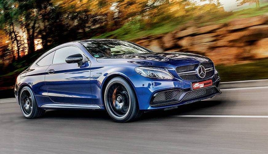 Mercedes-AMG C 63 S Coupe Review: the great beauty