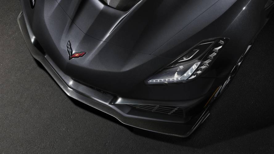 New Chevrolet Corvette ZR1 - The Queen is back