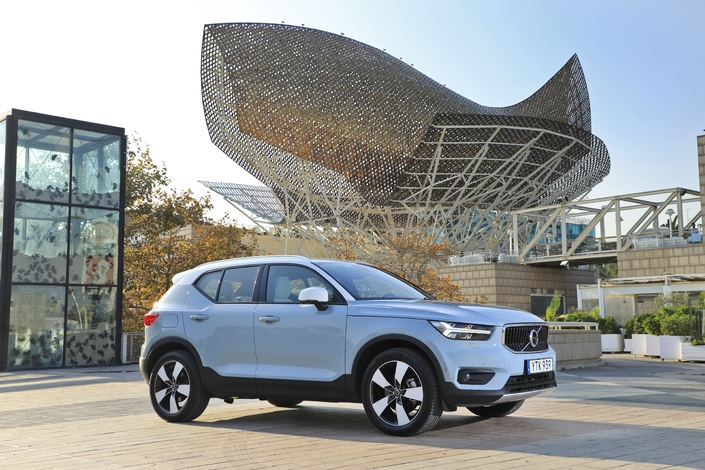 New Volvo XC40 Test Drive, Here's the Review