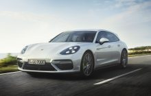 Porsche Panamera Sport Turismo: Test Drive