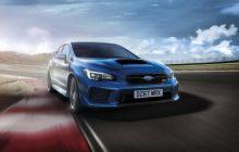 Subaru WRX STI Final Edition Spec