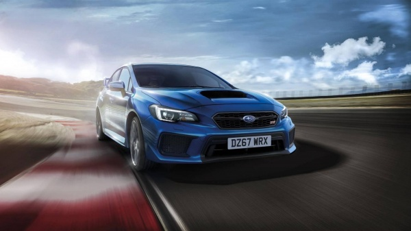 Subaru WRX STI Final Edition Spec