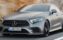 2018 Mercedes-Benz CLS General Information