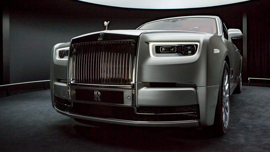 Next Rolls-Royce Phantom will be electric