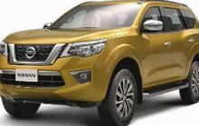Nissan Terra 2018: first images and data of the 7-seater SUV derived from Navara