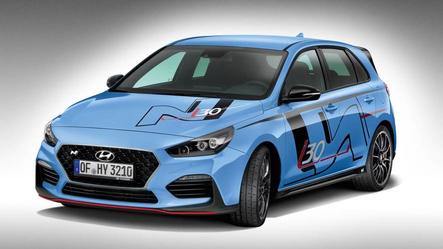 The Hyundai i30 N is enchanted with new accessories