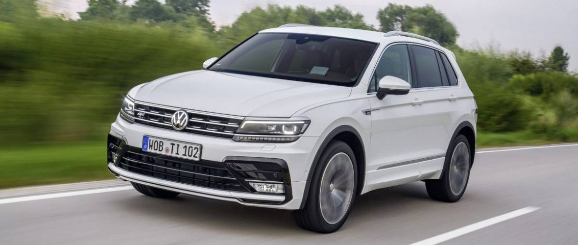 Volkswagen Tiguan 2017: pros and cons