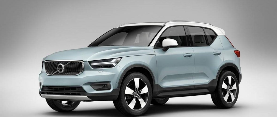 Volvo XC40 Price in Spain