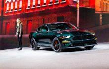 2018 Mustang Bullitt Specs and Details