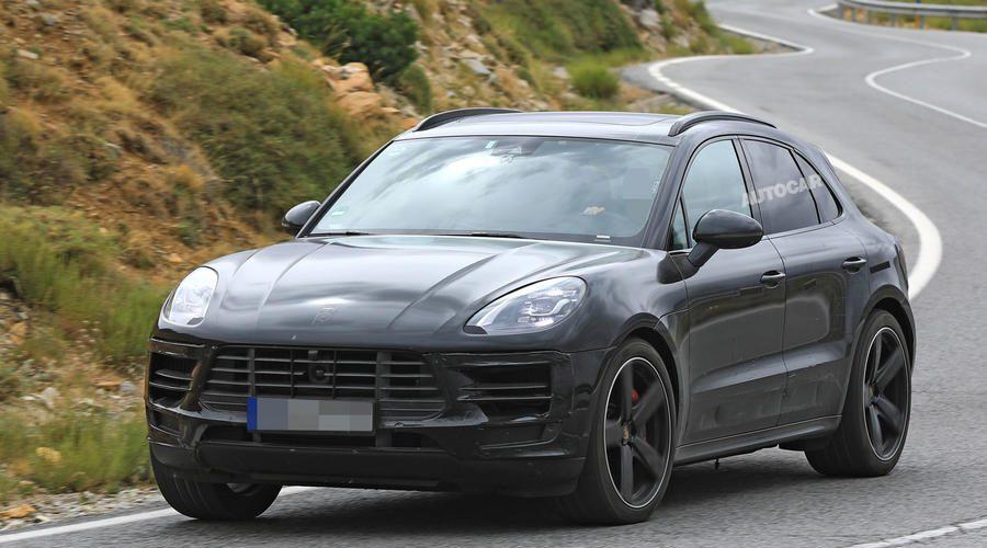 2018 Porsche Macan Redesign