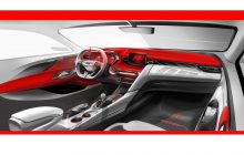 New Hyundai Veloster: first anticipation of the interiors [TEASER]