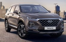 2018 Hyundai Santa Fe Specs and Details