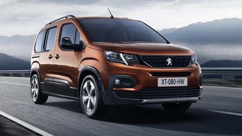 2019 Peugeot Rifter