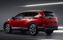 All information about the new Honda CR-V