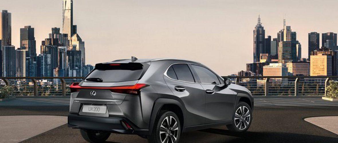 Lexus UX 2018 Specs and Details