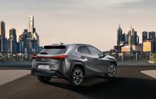 Lexus UX 2018 Specs and Details