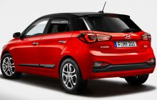 2019 Hyundai i20 5 doors General information