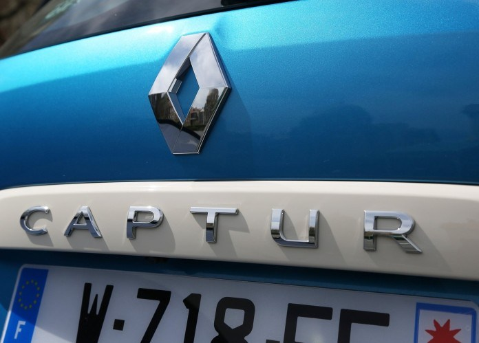All New Renault Captur Will Debut at 2019 Frankfurt