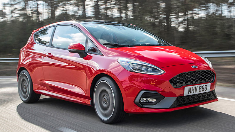 2018 Ford Fiesta ST Specs and Details