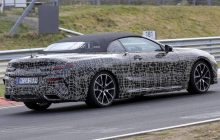 Spy Photos of The BMW 8 Series in Full Test at Nürburgring