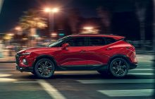 All New 2019 Chevy Blazer, A classic name in SUVs is coming back.