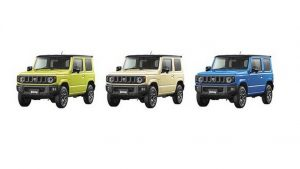 Suzuki reveals the Specs of the new Jimny