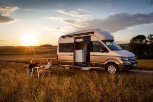 2019 Volkswagen Grand California unveiled